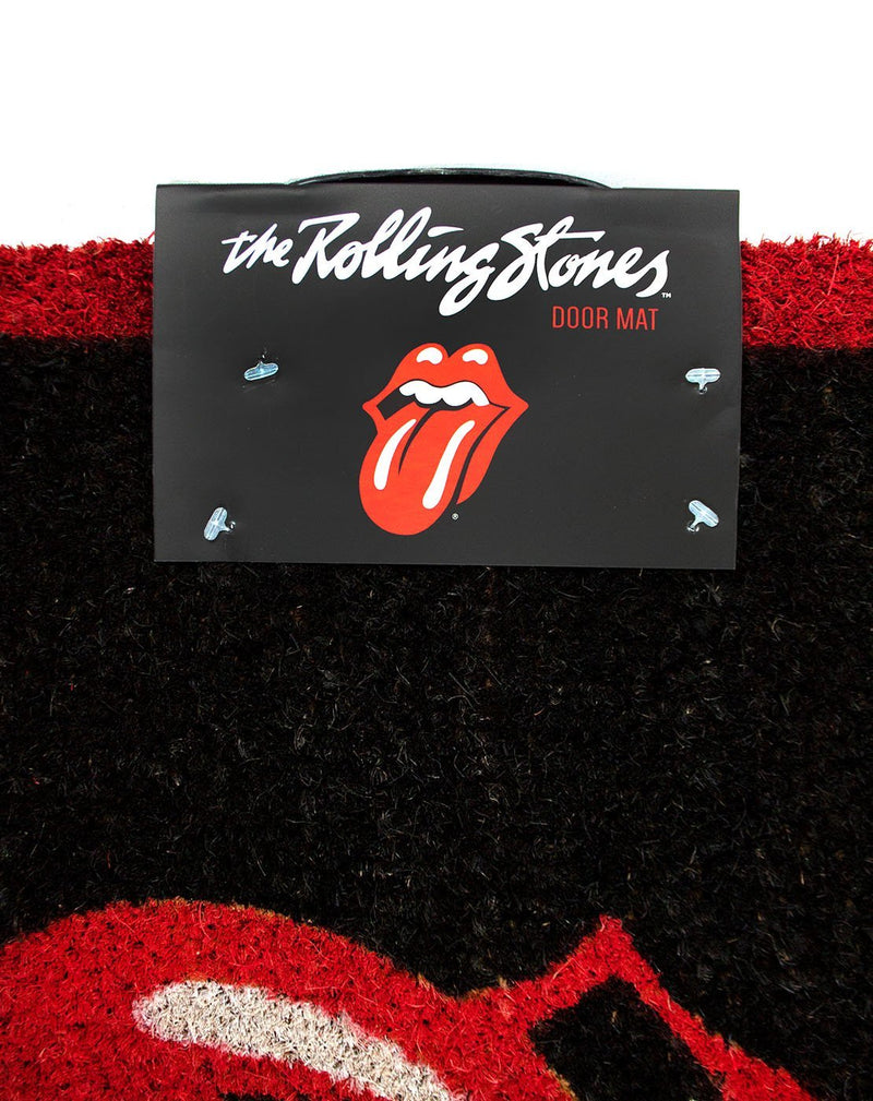The Rolling Stones Tongue Door Mat