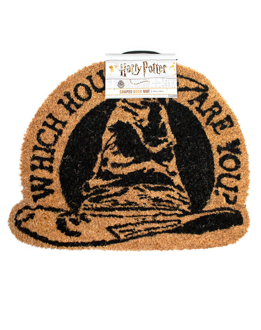 Harry Potter Sorting Hat Door Mat