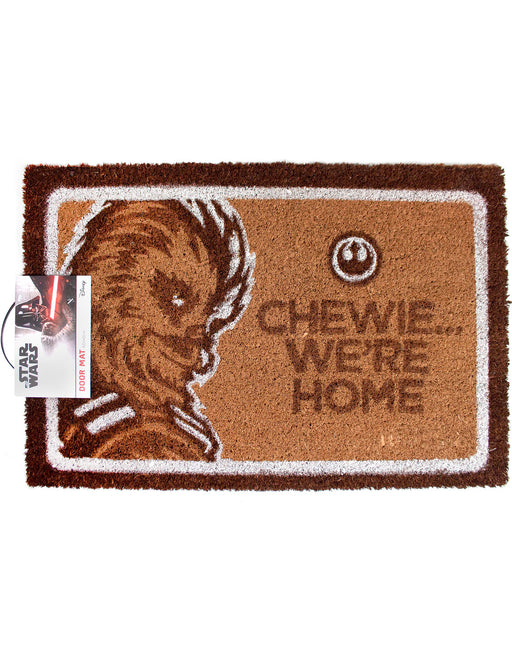 Star Wars Chewie Door Mat