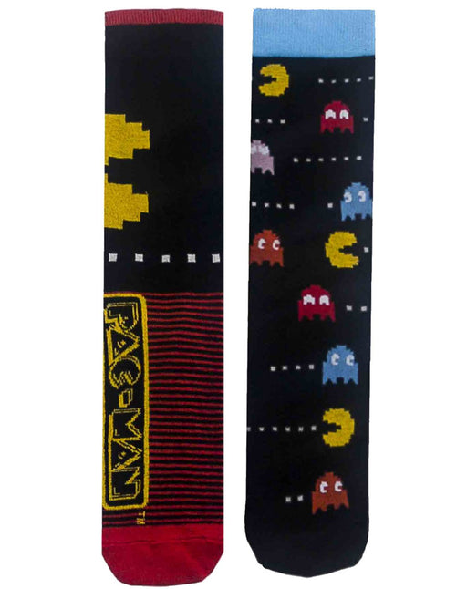 Shop Pac Man Arcade Game Men's 2 Pack Socks