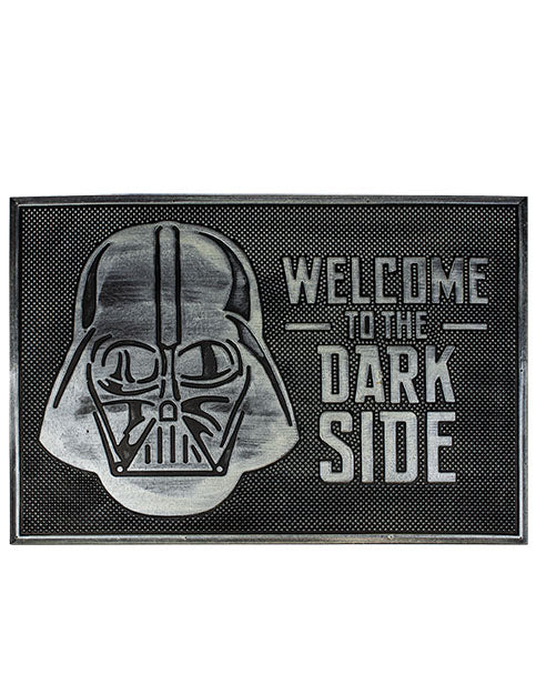 Star Wars Doormat - Welcome To The Darkside Rubber Home Gift