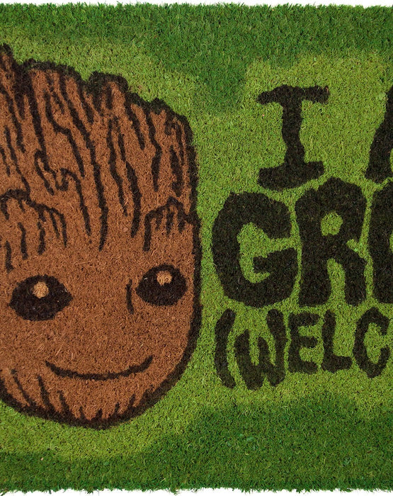 Guardians Of The Galaxy Vol. 2 I AM GROOT Door Mat