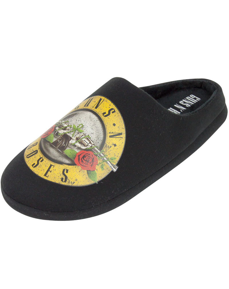 Guns N Roses Bullet Men's Slippers