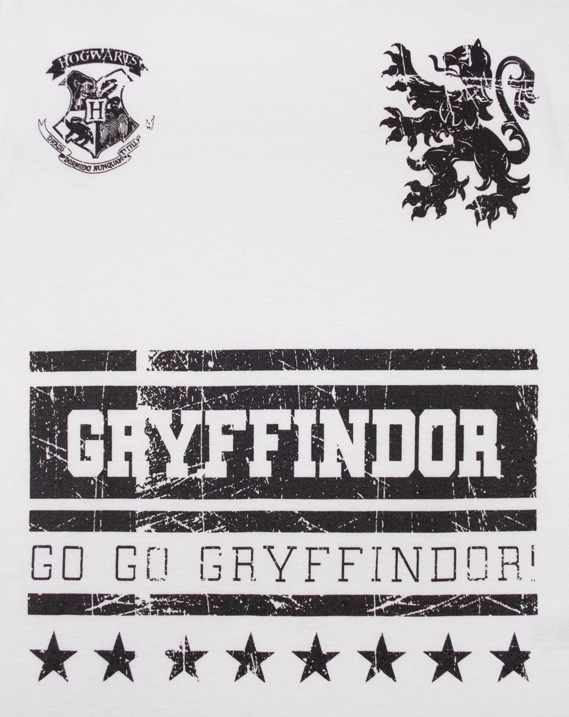 Delightful Harry Potter Go Gryffindor Girlu0027s T Shirt