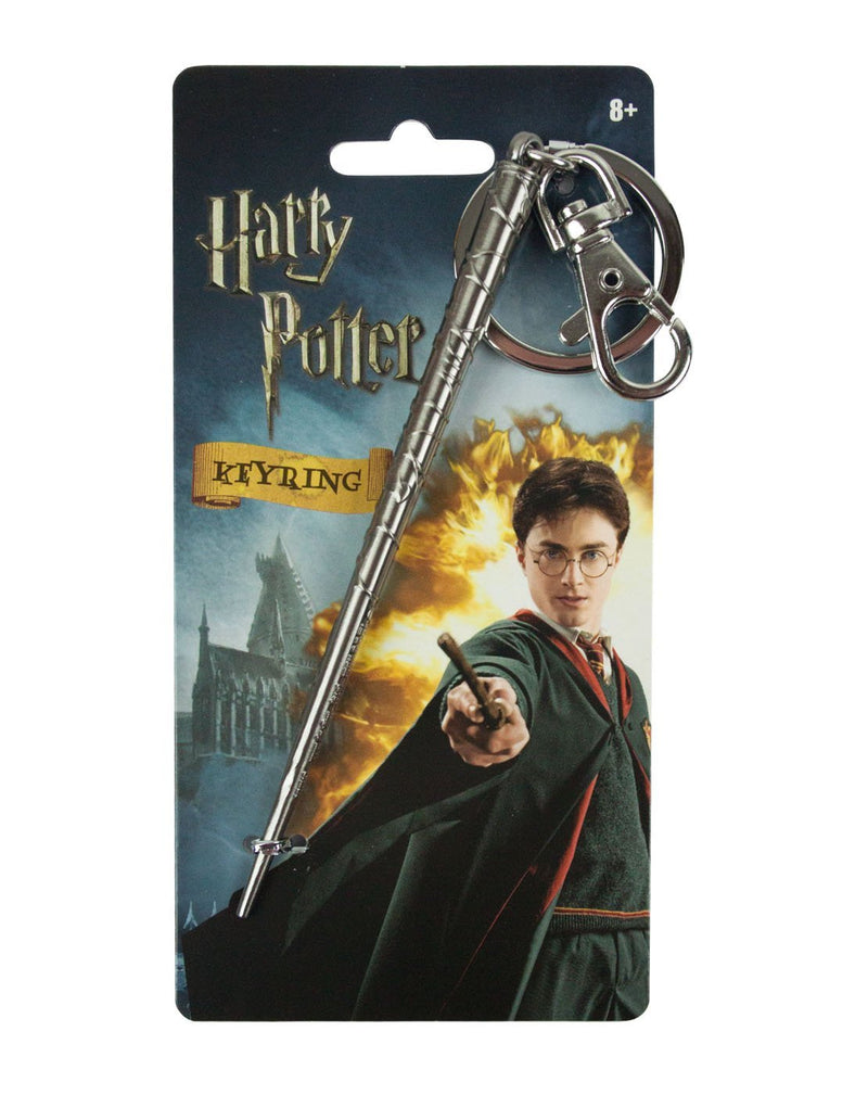 Harry Potter Hermione Granger Wand Pewter Keyring