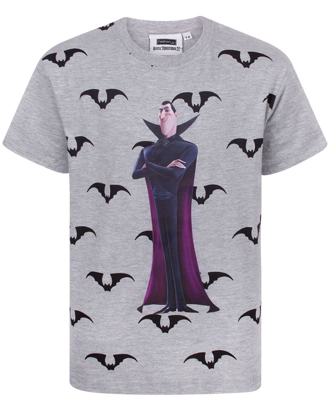Hotel Transylvania 3 Movie Characters All Over Print Kid/'s T-Shirt