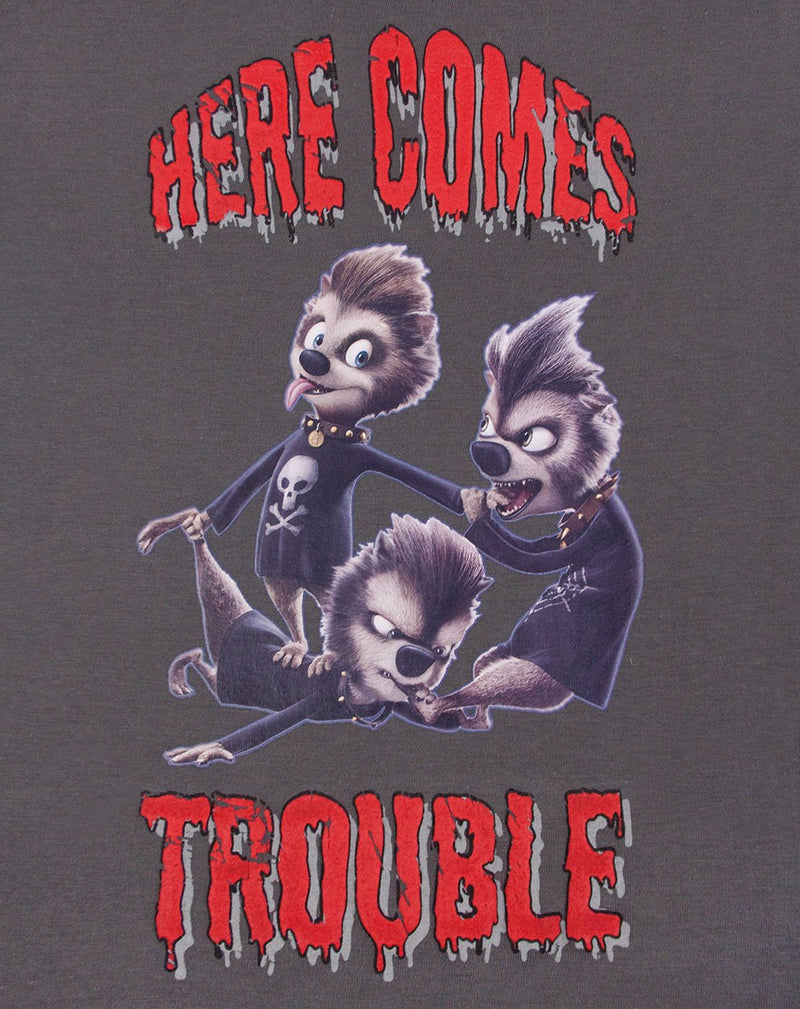 Hotel Transylvania 3 Here Comes Trouble Werewolves Kid's T-Shirt