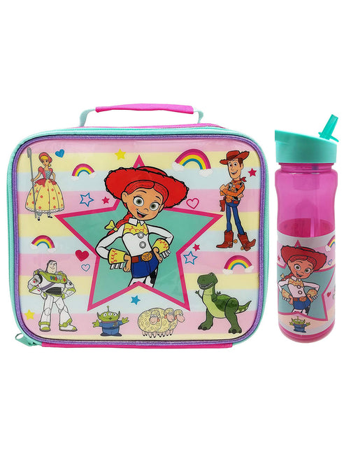 Shop Disney Toy Story Jessie Character Lunch Bag and Water Bottle Bundle Set