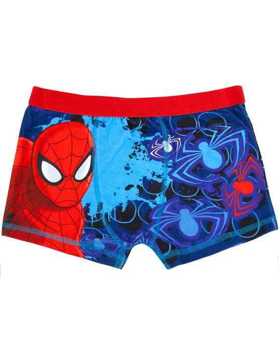 Spiderman Big Boys Boxer Shorts//Trunks