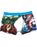Avengers Assemble Iron Man Boy's Boxer Shorts
