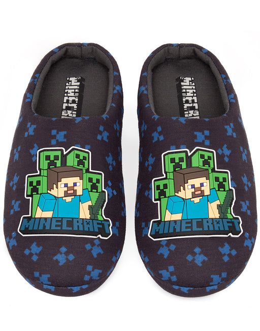 Shop Minecraft Slippers For Boys