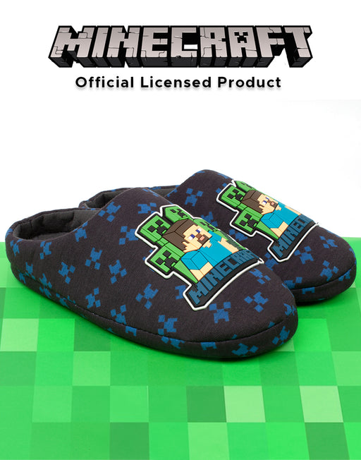 Shop Minecraft Slippers For Kids