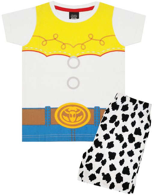 Toy Story Jessie Costume Girl's/Kid's Pyjamas