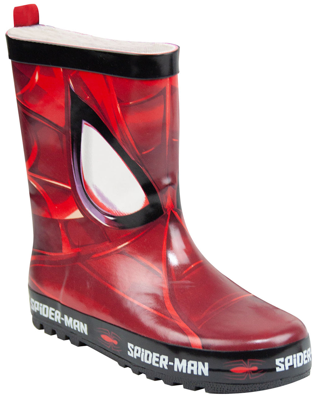 Spiderman Sublimation Boy's Wellies