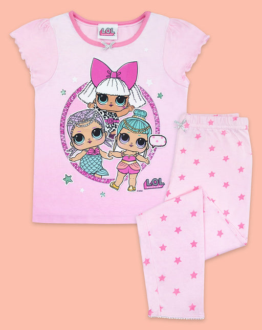 LOL Surprise! Dolls Girls Pink Pyjamas