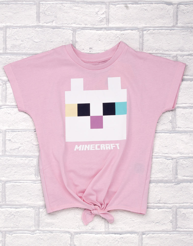 Shop Minecraft Girls Shirt