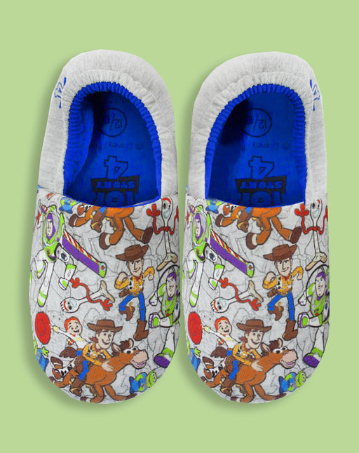 Toy Story Boys Slippers