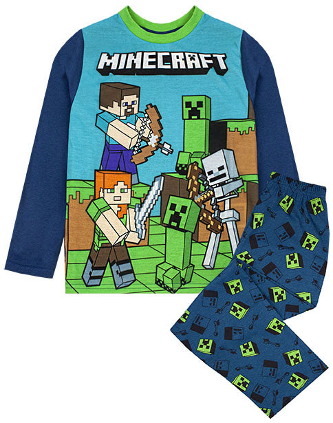 Shop Minecraft Pyjamas