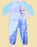 Disney Frozen 2 Queen Elsa Fleece Novelty Character Girl's Sleepsuit