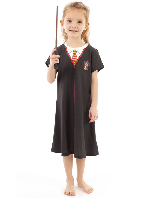 Harry Potter Gryffindor Cloak Girl's Costume Dress
