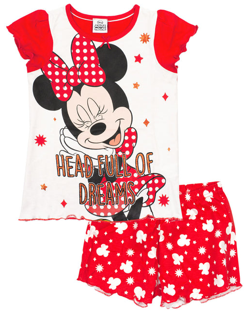 Minnie Mouse Snood Red Pink Assorted Multi Purpose