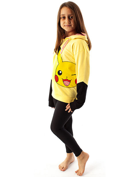 POKEMON HOODIE FOR GIRL GAMERS