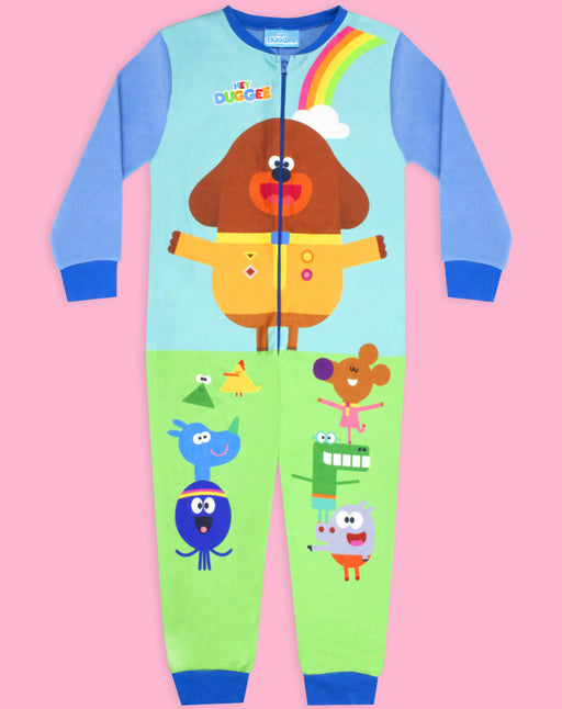 5 Years Boys Hey Duggee All in One Onezee Children Hey Duggee Sleepsuit Age 18 Months