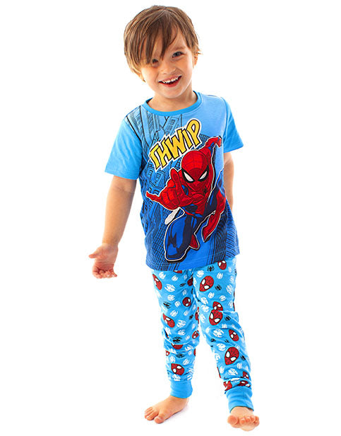 Shop Spider Man Pyjamas