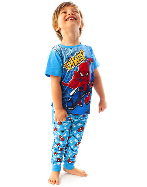 Shop SpiderMan Pyjamas