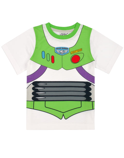 The pyjama set for children and toddlers comes in sizes 18-24 months, 2-3 years, 3-4 years, 4-5 years, 5-6 years and 7-8 years offering a comfortable and regular kids fit made for ultimate comfort perfect for everyday Toy Story adventures!