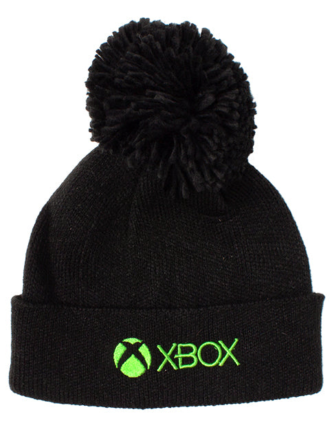 XBOX WOOLLY BOBBLE HAT FOR KIDS AND TEENS - The boys & girls XBOX hat comes in one size that is suitable for children and teens. The XBOX merchandise gift set is super soft and cosy, ideal for keeping them warm during those colder days.