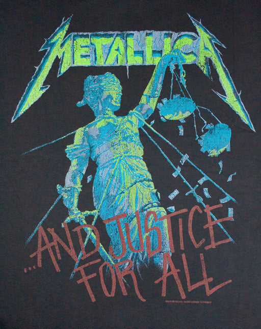 Amplified Metallica Justice For All Men's Sleeveless T-shirt