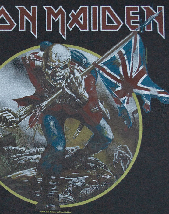 Amplified Iron Maiden Trooper Men's Sleeveless T-shirt