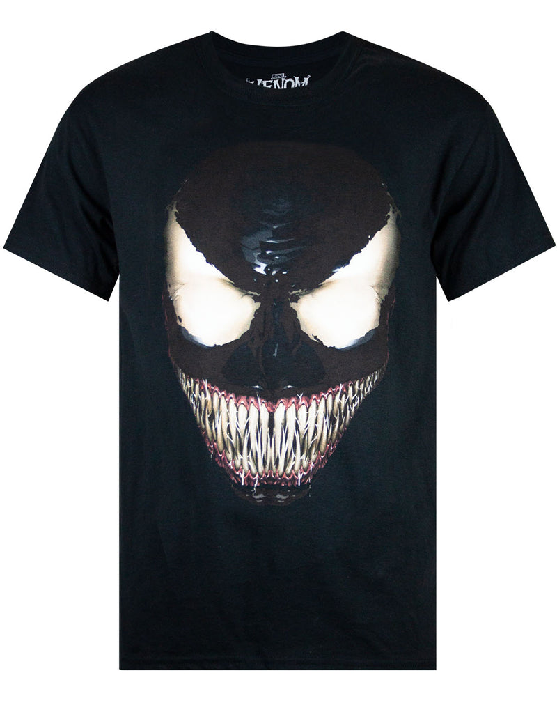 Marvel Venom Face Men's T-shirt
