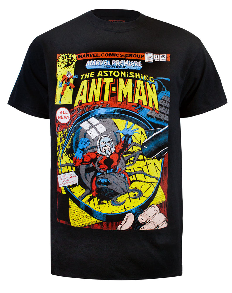 Marvel Ant-man Comic Men's T-shirt