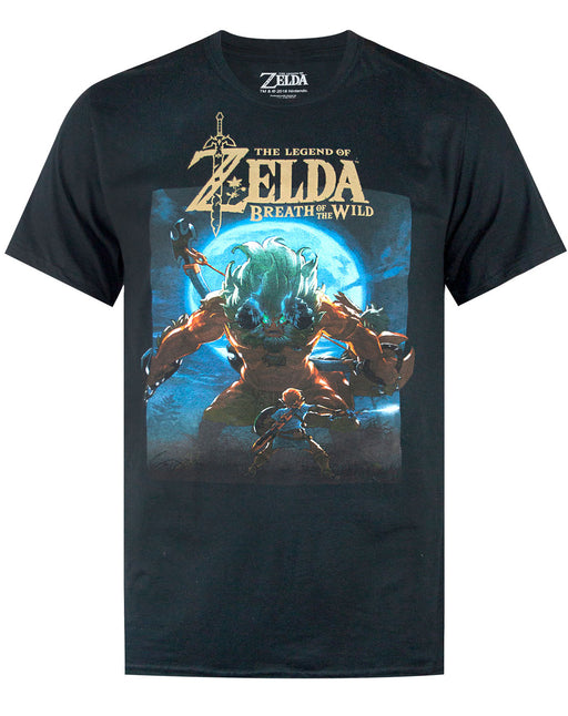 The Legend Of Zelda Breath Of The Wild Moonlight Men's T-shirt