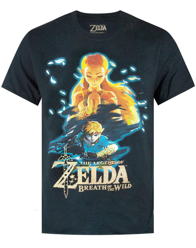 The Legend Of Zelda Breath Of The Wild Men's T-shirt