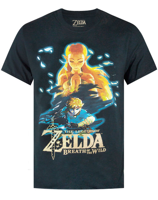 Zelda Breath Of The Wild Mens T-Shirt Multipack
