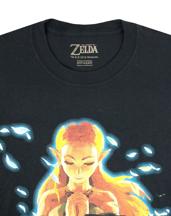 Official Zelda Breath Of The Wild Mens T-Shirt Multipack