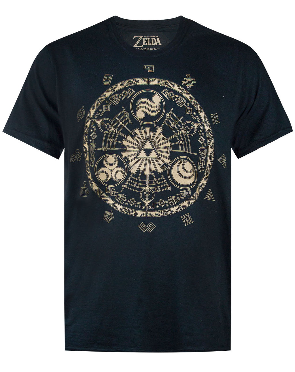 The Legend Of Zelda Runes Men's T-shirt