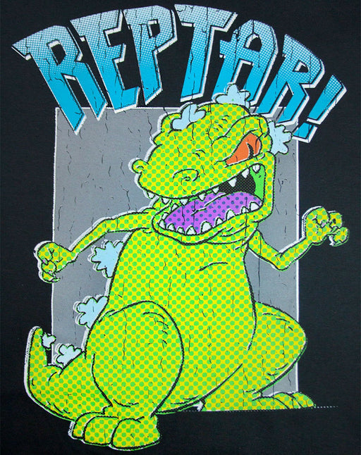 Nickelodeon Rugrats Reptar Men's T-Shirt