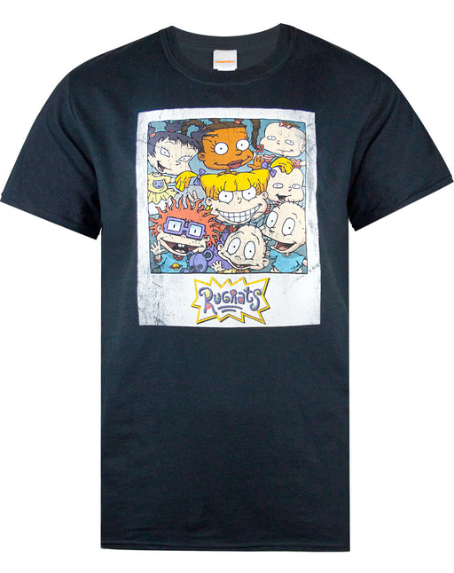 Nickelodeon Rugrats Polaroid Men's T-Shirt