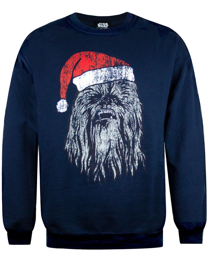 Star Wars Chewbacca Christmas Hat Sweatshirt
