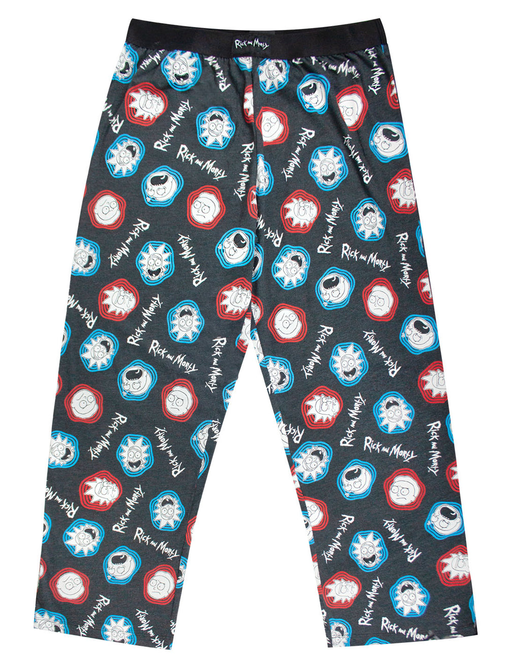 Rick And Morty Portal Men's PJ Bottoms Lounge pants