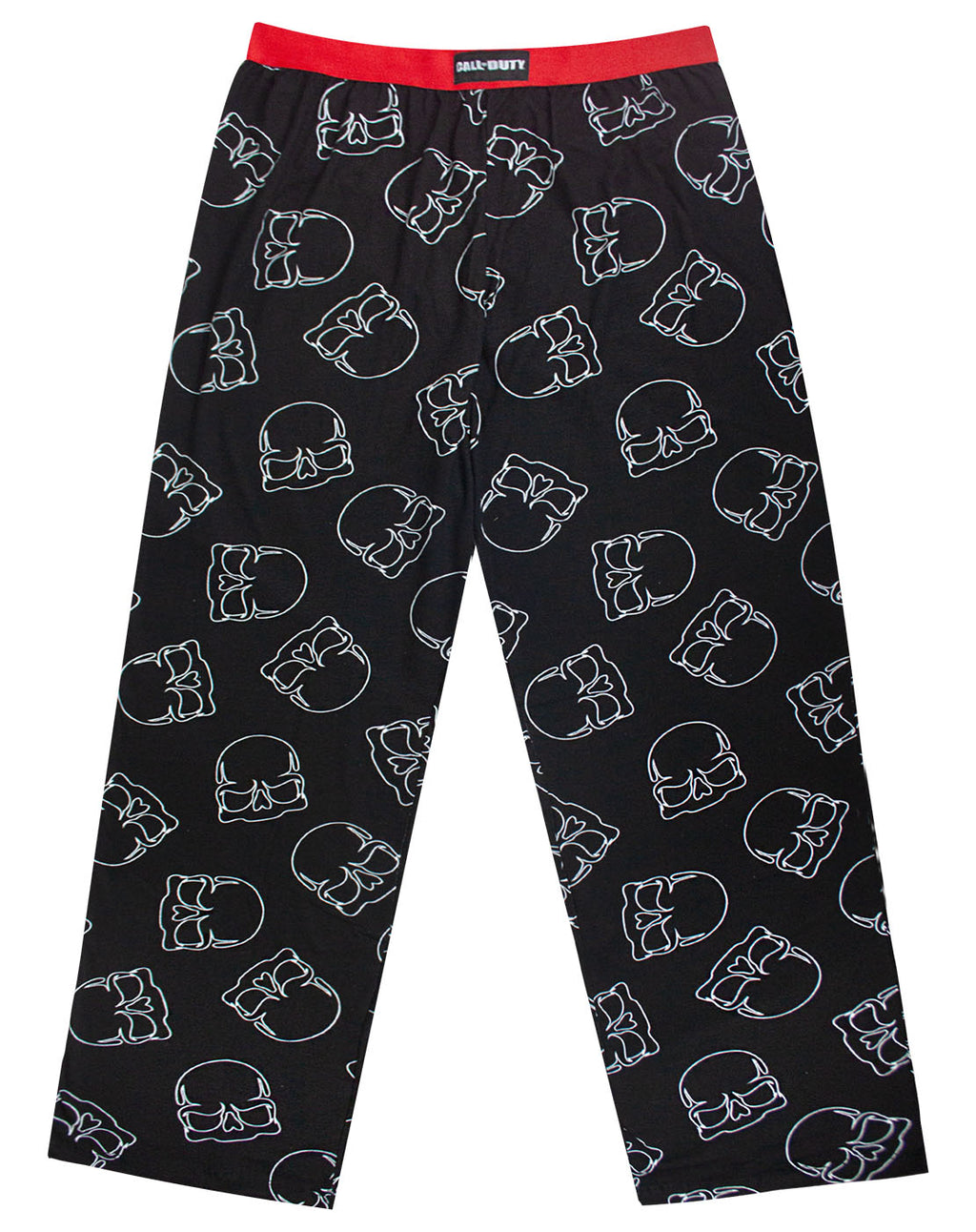 Call Of Duty Skull All Over Print Men's Loungepant