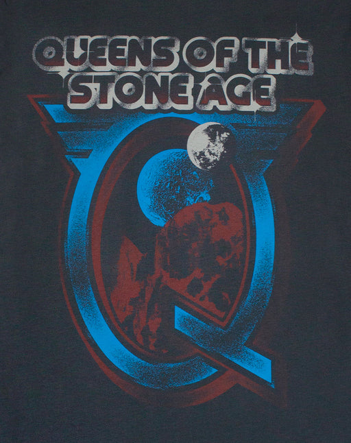 Amplified Queen Of The Stone Age Mens T-Shirt