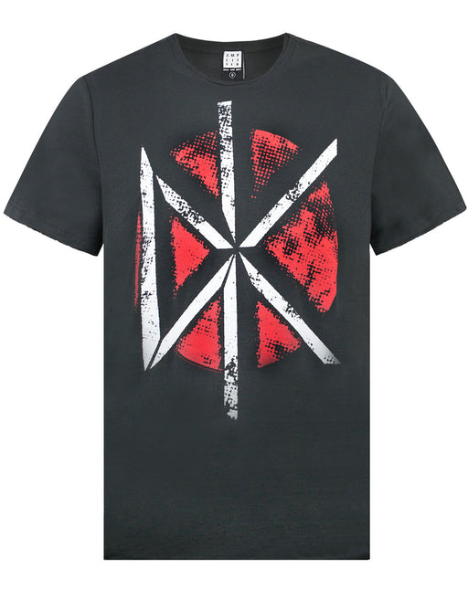 Amplified Dead Kennedys Logo Mens T-shirt