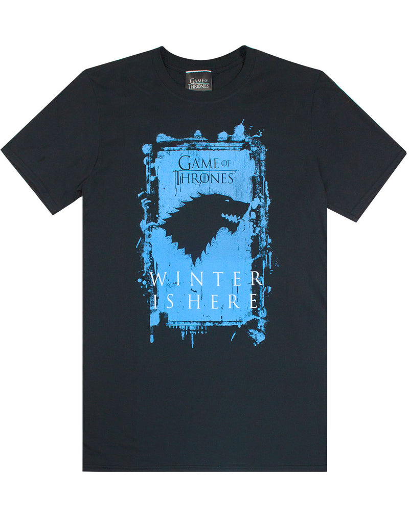 Game Of Thrones Winter Is Here Men's T-Shirt