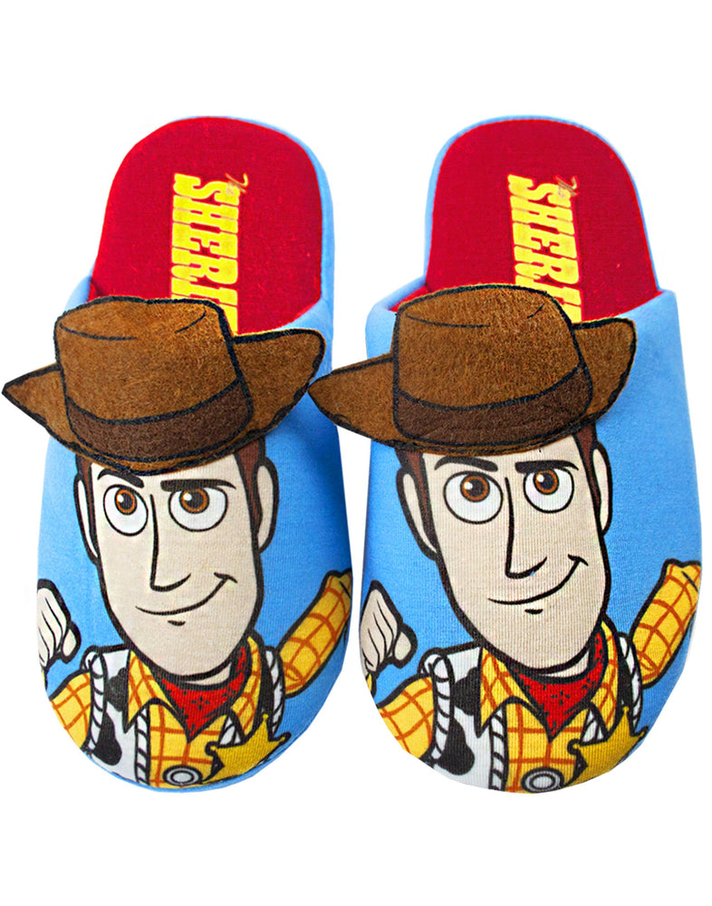 Toy story woody slippers