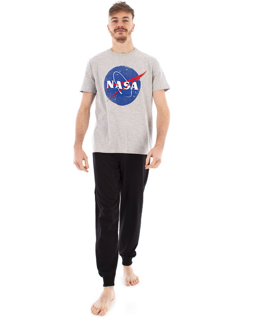 NASA Space Logo Men's Pyjama Set
